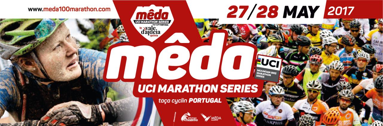 banner Mêda100 marathon 2017
