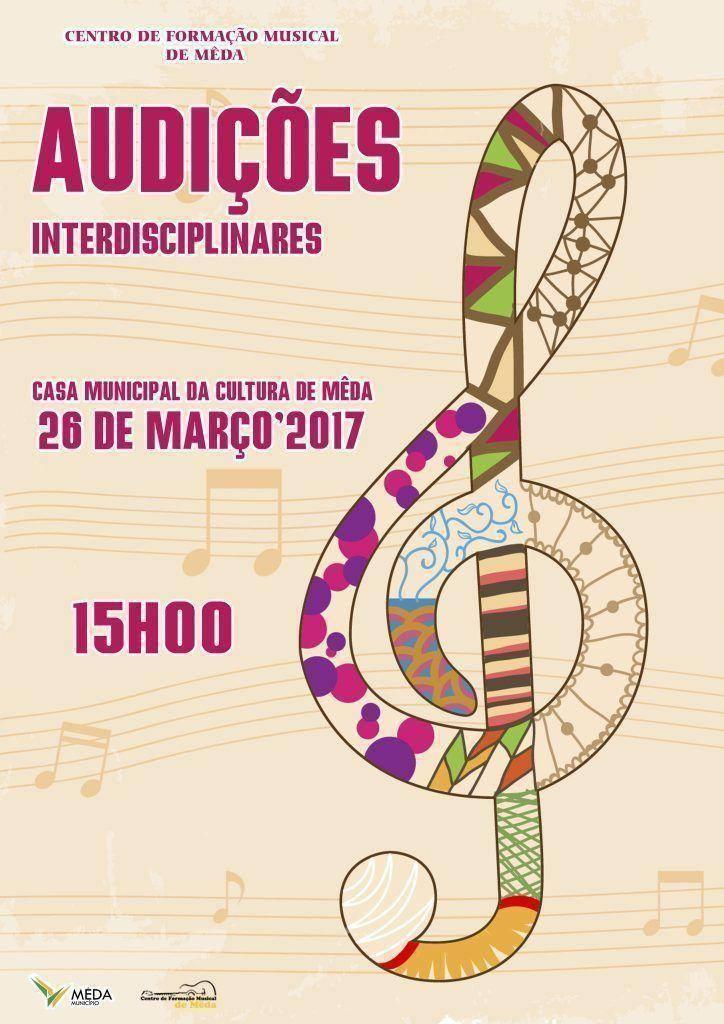 Audições Centro Formação Musical - Março 2017